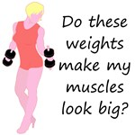 Do these weights (Blonde)
