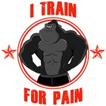 I train for Pain