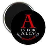 ALLY BUTTONS & MAGNETS