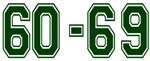 60-69 GREEN