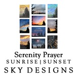Serenity Prayer Skies Section