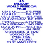 U.S. Military Freedom Tour