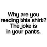 Joke in your pants
