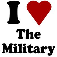 I Love The Military