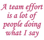 Team Effort Definition
