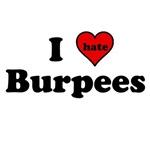 I Heart (hate) Burpees