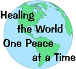 Healing the World One Peace at a Time ~
