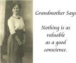 Grandmother Says