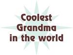 Coolest Grandma In The World