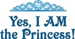 Yes I Am The Princess