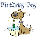 Birthday Boy Puppy