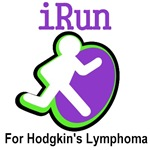 iRun for Hodgkin's Lymphoma