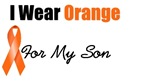 I Wear Orange For My Son