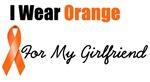 I Wear Orange For My Girlfriend
