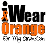 I Wear Orange For My Grandson T-Shirts & Gifts