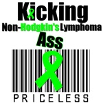 Kicking Non-Hodgkin's Ass PRICELESS T-Shirts