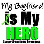 My Boyfriend is My Hero Lymphoma T-Shirts