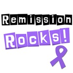 Remission Rocks Hodgkin's Lymphoma T-Shirts