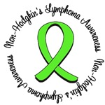 Non-Hodgkins Lymphoma Awareness Ribbon T-Shirts