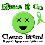 Blame it on Chemo Brain Lymphoma T-Shirts & Gifts