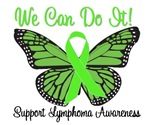 We Can Do It Support Lymphoma Awareness