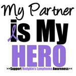 Hodgkin's Lymphoma Hero (Partner) Shirts