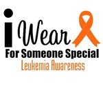I Wear Orange For Someone Special T-Shirts & Gifts