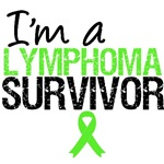 I'm a Lymphoma Survivor Shirts, Tees & Gifts