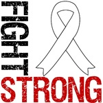 Lung Cancer Fight Strong Shirts & Gifts