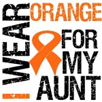 I Wear Orange For My Aunt Shirts & Gifts