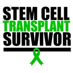 Stem Cell Transplant Survivor T-Shirts