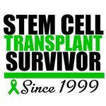 Stem Cell Transplant Survivor Since 1999 T-Shirts