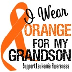 I Wear Orange For My Grandson T-Shirts &amp; Gifts