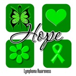 Lymphoma Inspire Hope Shirts and Gifts