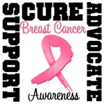 Breast Cancer Support Shirts and Gifts
