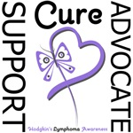 Hodgkin's Lymphoma Support Advocate Cure Apparel
