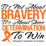 Not About Bravery - Leukemia