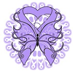 General Cancer Butterfly Shirts and Gifts