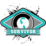 Cervical Cancer Survivor Shirts and Gifts