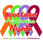 Blood Cancer Month Shirts and Gifts