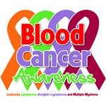 Blood Cancer Awareness Shirts and Gifts