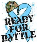 Ready For Battle Prostate Cancer Shirts