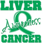 Liver Cancer Awareness Shirts