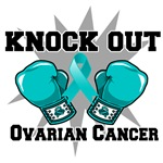 Knock Out Ovarian Cancer Shirts