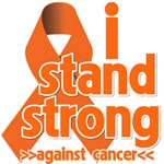 I Stand Strong Against Kidney Cancer Shirts