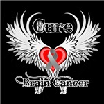 Cure Brain Cancer Shirts