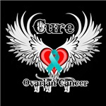 Cure Ovarian Cancer Shirts and Gifts