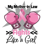 Mother-in-Law Fights Like a Girl Breast Cancer