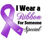 Ribbon Someone Special Pancreatic Cancer Shirts