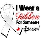 Ribbon Someone Special Bone Cancer Shirts